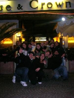 STAGE DI ANIMAZIONE MARZO 2008