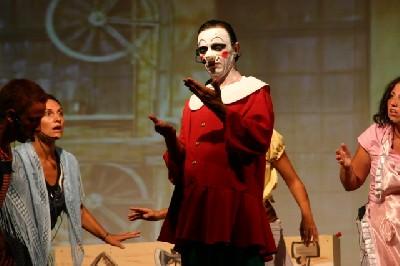 PINOCCHIO IL GRANDE MUSICAL - 2008
