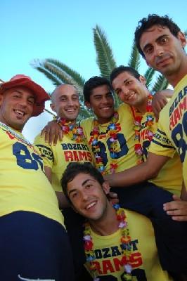 ANIMAZIONE TURISTICA ESTATE 2008