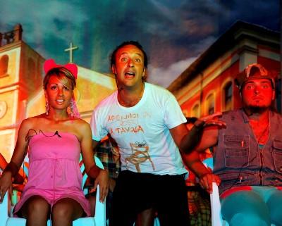 AGGIUNGI UN POSTO A TAVOLA - 2008