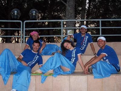 ANIMAZIONE TURISTICA ESTATE 2005