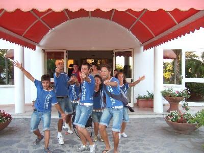 ANIMAZIONE TURISTICA ESTATE 2006