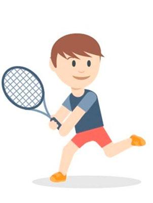 Istruttore Tennis