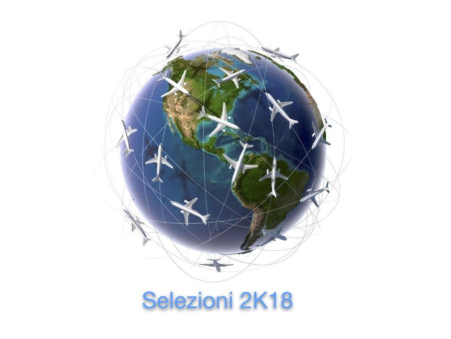 Selezioni 2018